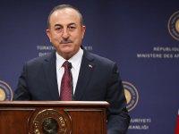 Dışişleri Bakanı Çavuşoğlu: Libya ile imzalanan anlaşma muharip güç göndermeyi kapsamıyor