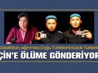Kazakistan, sığınmacı Doğu Türkistanlı Kazak Türklerini Çin'e ölüme gönderiyor