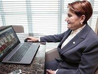 İYİ Parti Genel Başkan Akşener'in seçimi 'Millilerden asker selamı' oldu