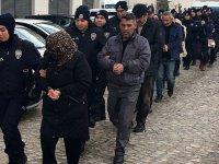 Ankara'da 'sahte engelli raporu' soruşturması şüphelileri adliyede