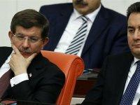AK Parti'den Ali Babacan ve Ahmet Davutoğlu açıklaması!