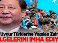 Çin, Uygur Türklerine Yapılan Zulmün Belgelerini İmha Ediyor