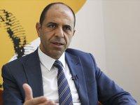 KKTC Dışişleri Bakanı Özersay: Geçitkale Havaalanı'na henüz İHA intikali söz konusu değil