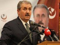 Mustafa Destici'den Dikkat çeken açıklama
