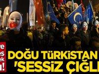 Doğu Türkistan için tüm Türkiye tek ses, tek yürek oldu