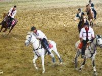 Geleneksel çevgan sporu Azerbaycan'da yaşatılıyor