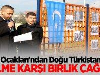 Ülkü Ocakları'ndan Doğu Türkistan'daki Zulme Karşı Birlik Çağrısı