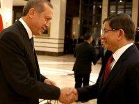 Ahmet Davutoğlu: Erdoğan'ı Oraya davet ettim gelmedi
