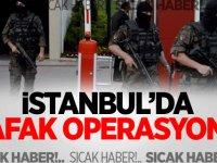İstanbul Emniyeti'nden büyük operasyon!