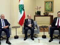 Lübnan'da protestolar eşliğinde kurulan 'kurtarma hükümeti'