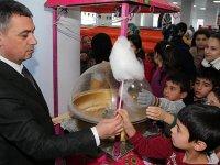 MHP'li Başkan Şimşek'ten Öğrencilere Yarıyıl Şenliği