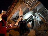 Depremde hayatını kaybedenlerin sayısı 19'a yükseldi