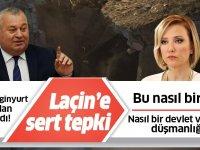 MHP'li Enginyurt'tan Berna Laçin'e sert tepki!