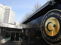 Türkiye'den kritik Çin uyarısı