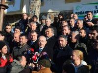 Kılıçdaroğlu Malatya'da incelemelerde bulundu