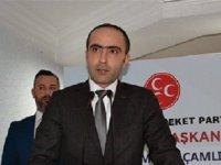 MHP Ankara İl Başkanı Turgay Baştuğ'dan CHP'ye çok sert sözler