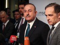 Dışişleri Bakanı Çavuşoğlu: Pazartesi günü Türk heyeti Rusya'ya gidecek