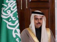 Suudi Arabistan Dışişleri Bakanı Ferhan: İsrail'le normalleşme Filistin'le barış anlaşmasına bağlı