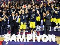 Türkiye Kupası Fenerbahçe'nin oldu!