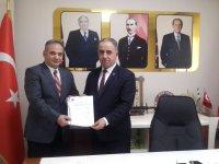 MHP İlçe Başkanı ve Yönetimi Değiştirildi