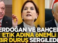 İYİ Parti milletvekillerinin istifa etmelerine dair açıklama