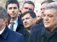Birbirlerine girdiler Davutoğlu'ndan Abdullah Gül'e sert sözler