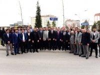 Ülkücü Şehit Fırat Yılmaz Çakıroğlu'nun İsmi Sokağa Verildi