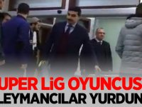 Super Lig oyuncusu Süleymancılar yurdunda ortaya çıktı