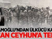 İmamoğlu'ndan Ülkücü katili Ozan Ceyhun'a sert tepki