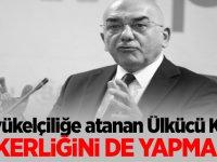 Büyükelçiliğe atanan Ülkücü Katili Ozan Ceyhun'un askerlik de yapmadığı ortaya çıktı!