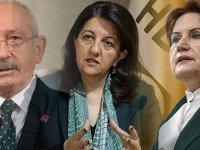 """CHP-İYİ Parti HDP'nin """"ittifakı gizlemeyelim"""" çağrısına ne cevap verecek?"""