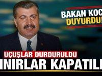 Türkiye'den son dakika İran kararı! Hepsi kapatıldı