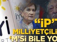 MHP'den Flaş Açıklama: İyi Parti'de milliyetçiliğin 'm'si bile yok!