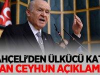 Devlet Bahçeli'den Ülkücü Katili Ozan Ceyhun açıklaması