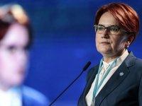 Meral Akşener'den istifa Açıklaması