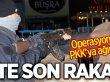 Bakan Soylu açıkladı: 635 PKK'lı teröristi etkisiz hale getirdik