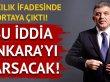 Abdullah Gül'le ilgili Ankara'yı sarsacak savcılık ifadesi ortaya çıktı!