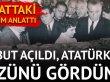 Hayattaki tek isim anlattı: Tabut açıldı, Atatürk'ün yüzünü gördüm...