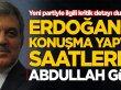 Yeni partiyle ilgili kritik detayı duyurdu: Erdoğan'ın konuşma yaptığı saatlerde Abdullah Gül...