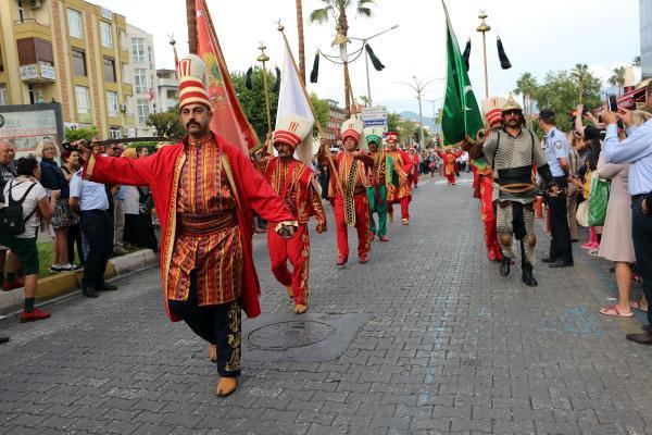 Turizm ve Sanat Festivali, Yörük Göçü İle Başladı