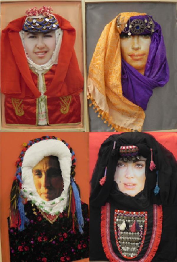 Baş Bağlama Anadolu Kadınının Dili