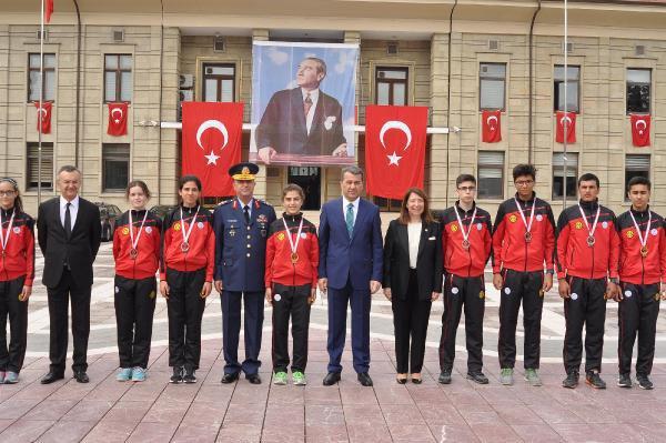 Atatürk'ün Eskişehir'e Gelişinin Yıl Dönümü Kutlandı