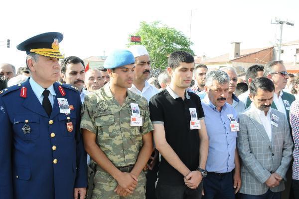 Şehit Hakan Demirci, Nevşehir'de Son Yolculuğuna Uğurlandı