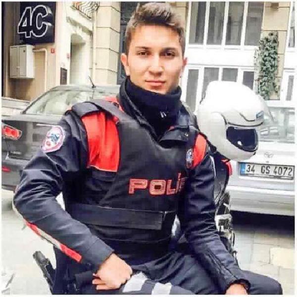 Şehit Polis Ertuğrul Taciroğulları Kayseri'de Toprağa Verildi