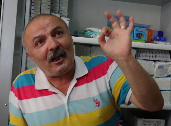 AKP'li Başkanın Koruma ve Şoföründen Esnafa Dayak
