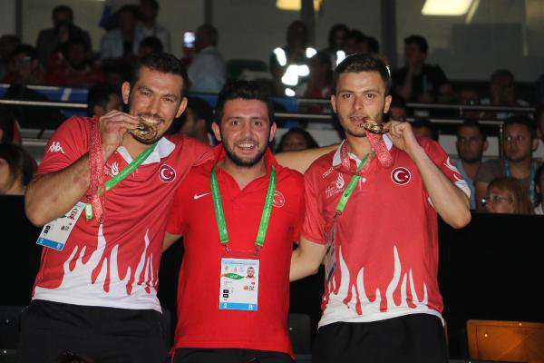 23'üncü Yaz İşitme Engelliler Olimpiyat Oyunları Sona Erdi