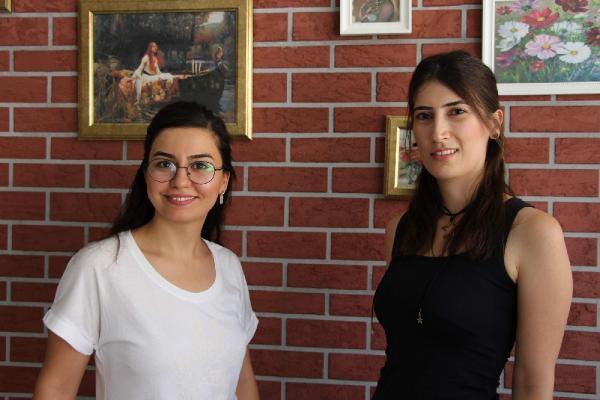 Üniversite Mezunu 2 Genç Kadın, Organik Butik Cafe Açtı