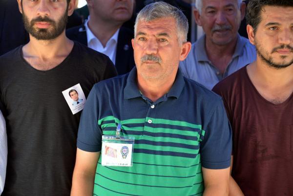 Şehit Polis Gürbüz Abdullah Çiftçi Toprağa Verildi