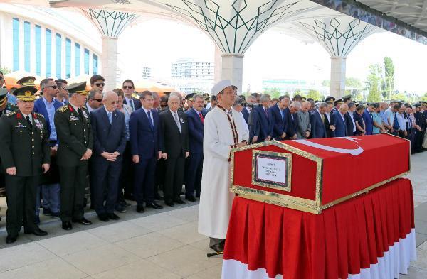 Ankara Şehidi Uzman Çavuş Muhammed Meriç'i Uğurladı