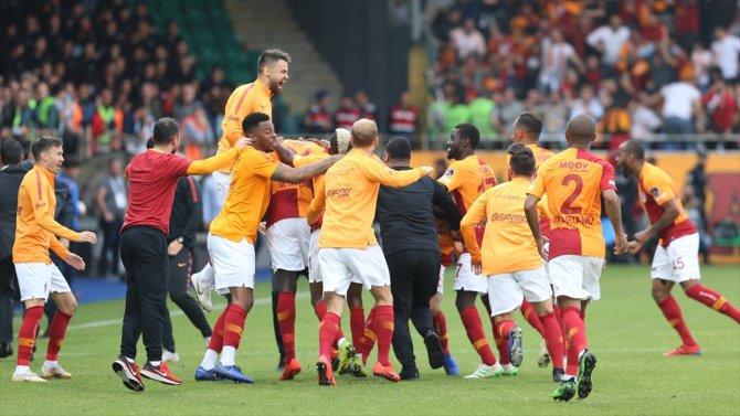 Rizespor (2-3) Galatasaray